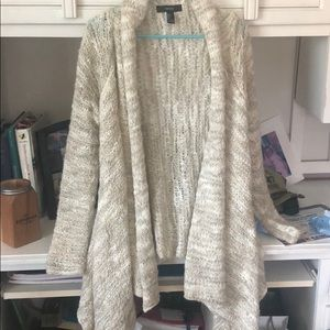Forever 21 long cozy sweater!